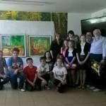 Uczniowie z Lubstowa w roli dziennikarzy