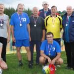 Turniej Siatkówki Rodzinnej 2014