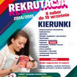 PWSZ w Koninie – rekrutacja trwa