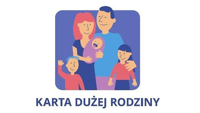 Karta dużej rodziny