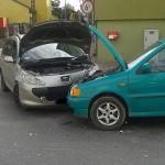 Wypadek drogowy w Sompolnie