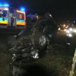 Śmiertelny wypadek w Sompolnie
