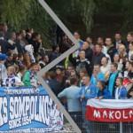 Błękitni Mąkolno – GKS Sompolno