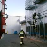 Fałszywy alarm przeciwpożarowy