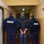 Młody mężczyzna zatrzymany z marihuaną