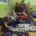 Nocka w szkole…