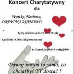 Koncert charytatywny i wielka licytacja