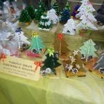 Świąteczna wystawa prac Warsztatów Terapii Zajęciowej z Ignacewa