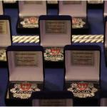 Sompoleńscy Policjanci wyróżnieni Kryształową Gwiazdą