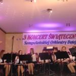 Trzeci Koncert Świąteczny Sompoleńskiej Orkiestry Dętej