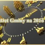 Budżet Gminy Sompolno na 2016 rok