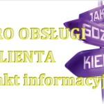 Udogodnienie dla Interesantów Urzędu Miejskiego w Sompolnie