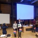 Bartosz laureatem Olimpiady Wiedzy o Mediach