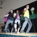 Charytatywny maraton tańca