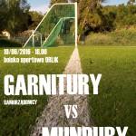 Mecz Piłkarski – GARNITURY vs MUNDURY