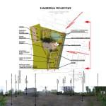 Projekt Przyszłego Parku Miejskiego w Sompolnie