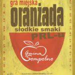 Gra Miejska ORANŻADA – słodkie smaki PRL-u