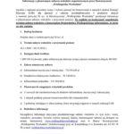 """Informacja o planowanym naborze wniosków organizowanym przez Stowarzyszenie """"Wielkopolska Wschodnia"""""""