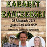 Kabaret Ranczerski w Sompolnie