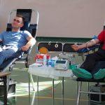 VII Gminna akcja honorowego poboru krwi