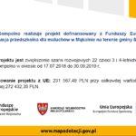 Edukacja przedszkolna dla maluchów w Mąkolnie na terenie gminy Sompolno