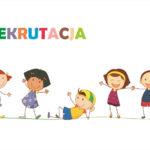 Rusza rekrutacja do przedszkoli